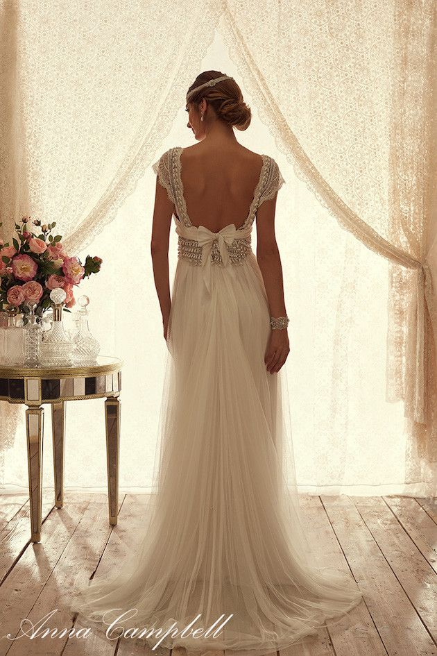 The Best Designers for Backless Wedding Dresses | Bridal Musings Wedding Blog 4