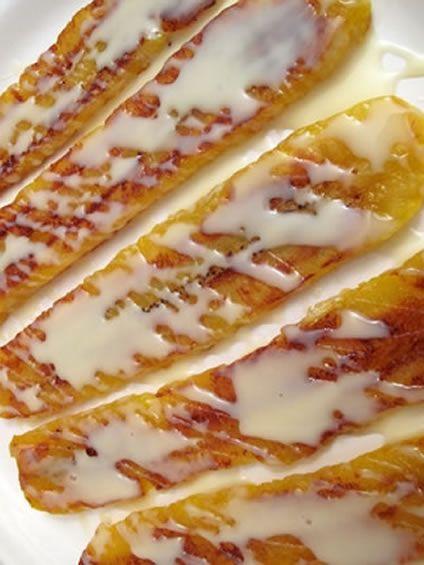 Mexican Fried Bananas - Platanos Fritos   Amazing Mexican Recipes