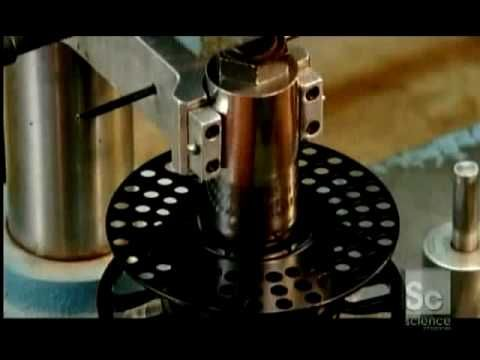 How It's Made - Fly Fishing Reels