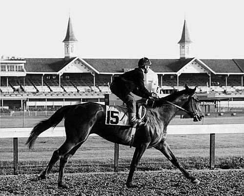 1971. Canonero II. Preakness Stakes winner. Jockey: Gustavo Avila. Winning time: 1:54:00. (Man O' War's lineage)