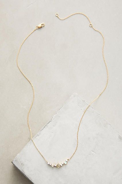 Seaside Ombre Necklace - anthropologie.com