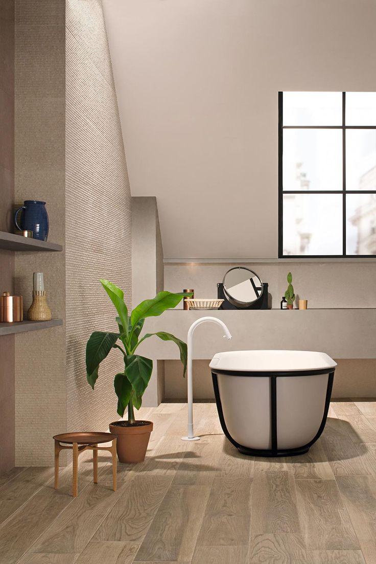 Oltre 25 fantastiche idee su rivestimento in pietra su - Mattonelle bagno marazzi ...