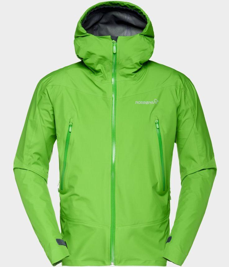 Norrøna falketind Gore-Tex Jacket (L) grønn