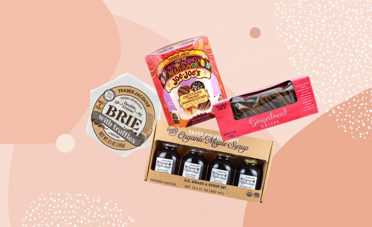 10 great gifts you can buy at trader joes for the foodie