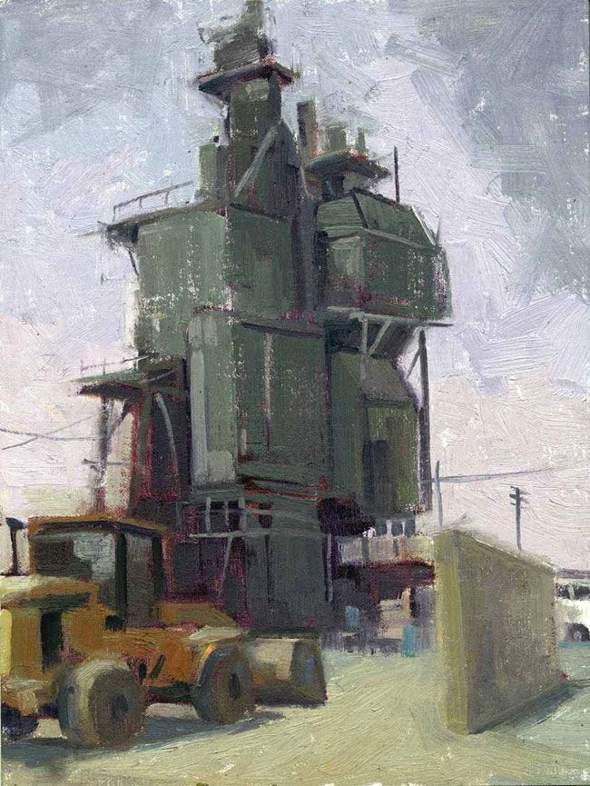 William Wray - Cement Factory