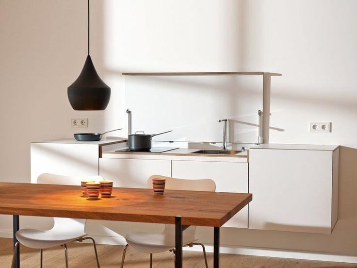 Die 25+ besten Ideen zu Miniküche mit kühlschrank auf Pinterest ... | {Miniküche mit backofen und geschirrspüler85}