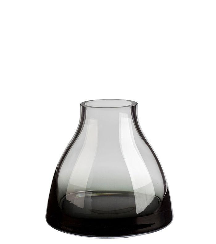 Vase 'SMOKED GREY' by RO | Denmark