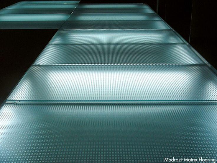Пол / Открытая лестница MADRAS® MATRIX FLOORING Коллекция Madras® Flooring by Vitrealspecchi