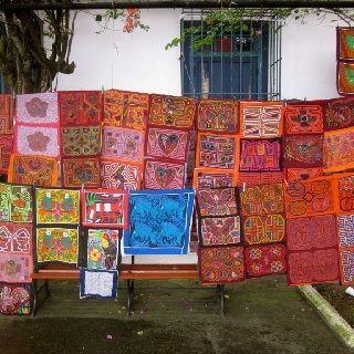 Handicrafts of the Panamanian Women