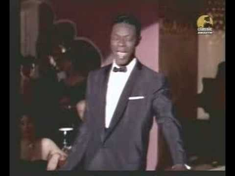 nat king cole...when I fall in love