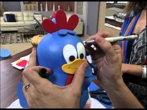 Mulher.com 19/08/2012 - Galinha Pintadinha 2/2