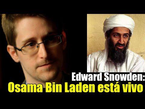 BREAKING: Snowden claims Osama Bin Laden Is Still Alive! – Health is Wealth of Heart