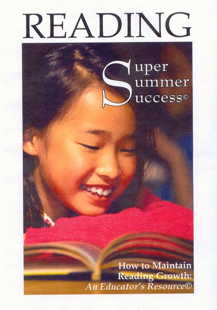 Super Summer Reading Program from Oakland Schools