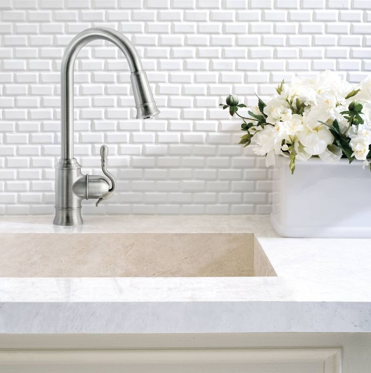 24 best flowers flavors faucets images on pinterest bathroom fresh flowers and the woodmere kitchen faucet solutioingenieria Gallery