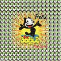 FELIX THE CAT  - perforated sheet BLO...
