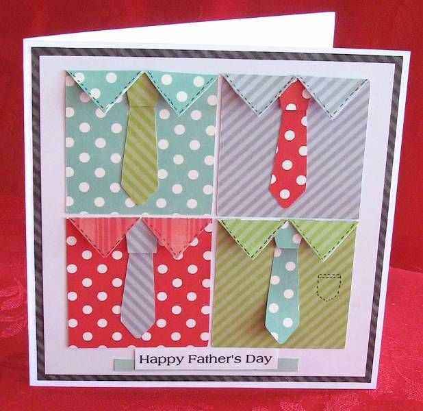 Father's Day card by Kerys Sharrock - Cards and Paper Crafts at Splitcoaststampers