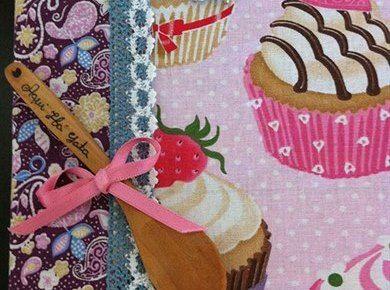 Livro de Receitas Grande Cupcackes Rosa | Aqui há Gata Receitas Simples www.aquihagata.com/pt/livro-de-receitas-grande-cupcackes-rosa