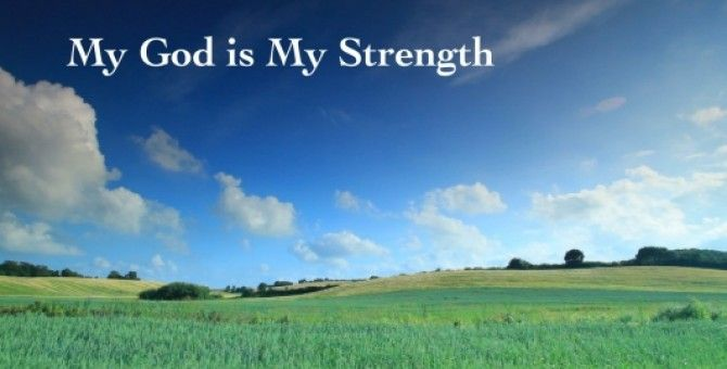 God is my awesome love forever:-)