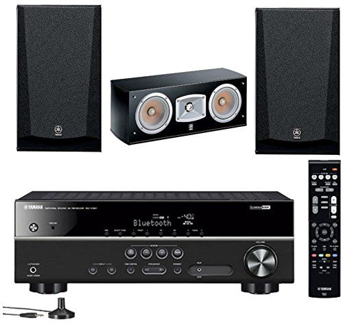 606 best great home theatre system images on pinterest audio home yamaha wireless bluetooth av home theater receiver yamaha natural sound bookshelf center channel home theater speakers sciox Choice Image