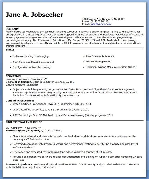 Resume For Freshmen Civil Engineering Free Resume Sample