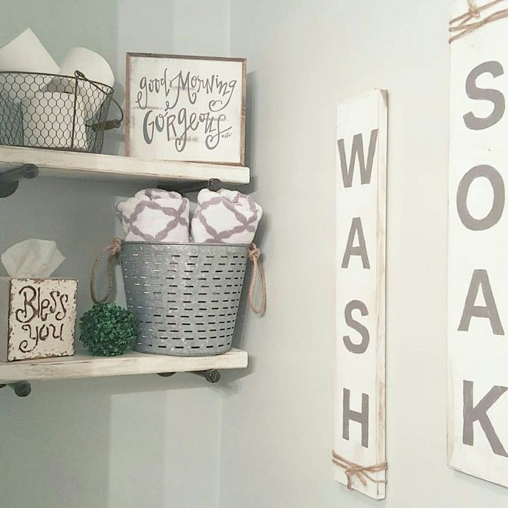 Best 25+ Half Bathroom Decor Ideas On Pinterest
