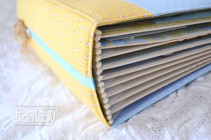 "FANTASY: Как я это делаю: ""Переплет альбома"" Best instructions for assembling the spine of a DIY scrapbook album."