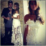 Robe créer par # Gino J Lapouge  Dress created by # Gino J Lapouge