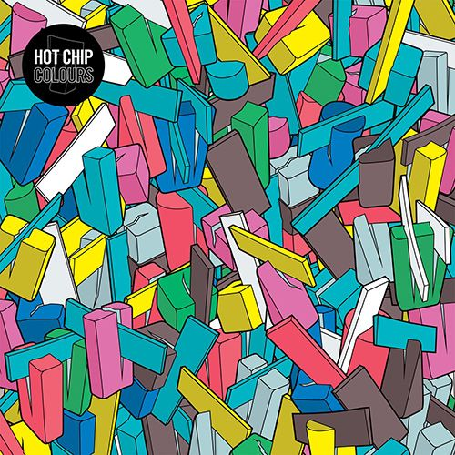 Hot Chip: The Warning » Sleevage » Album Cover