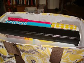 I have one binder that I use for a personal catalog and my planner.  It fits in my organizing utility tote that I use as a mobile office.  (...