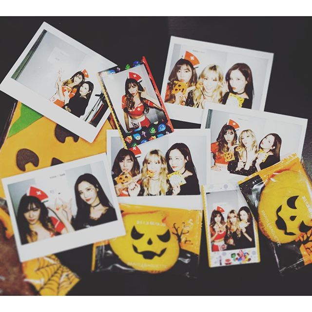 stephanie young hwang @xolovestephi tts* halloween 20...Instagram photo | Websta (Webstagram)tts * halloween 2015#テヨンの非常に特別なハロウィーン