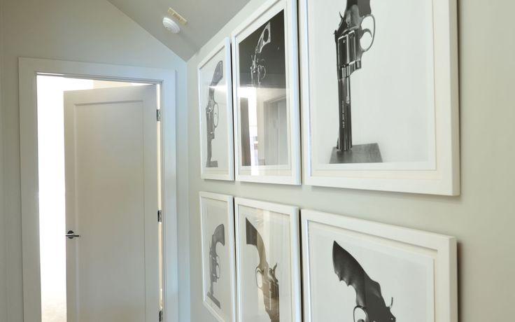 how to build a gun closet