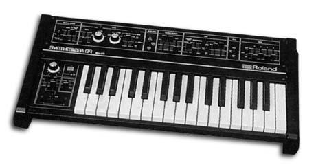 Roland SH-09 (Ric's)