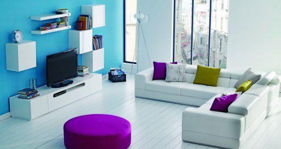 Lazzoni Modern Kose Koltuk Modelleri Oturma Odasi Home