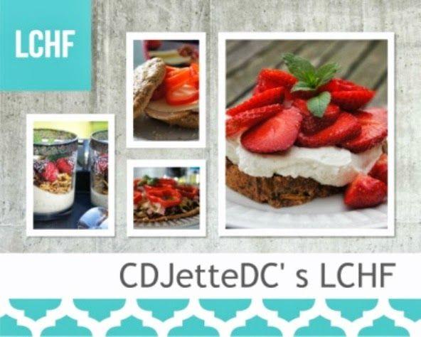 CDJetteDC's LCHF