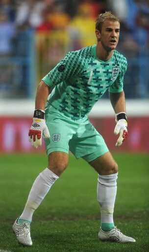 Joe Hart KEEPER Man City