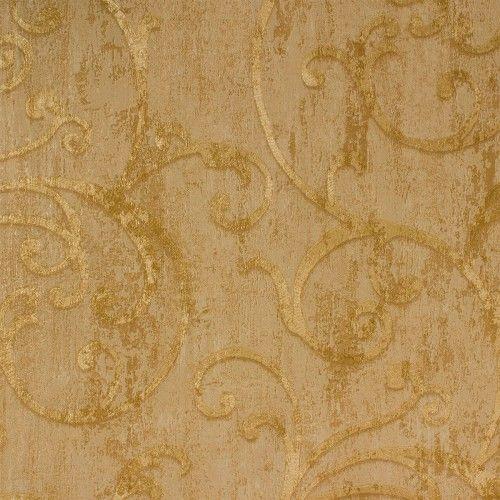 Ber ideen zu goldene tapeten auf pinterest for Goldene tapete