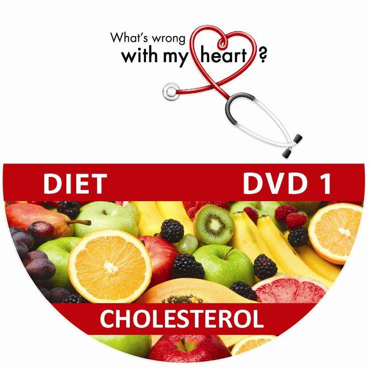 Diet DVD - Cholesterol