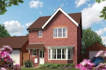 New Build Homes in Eccleshall