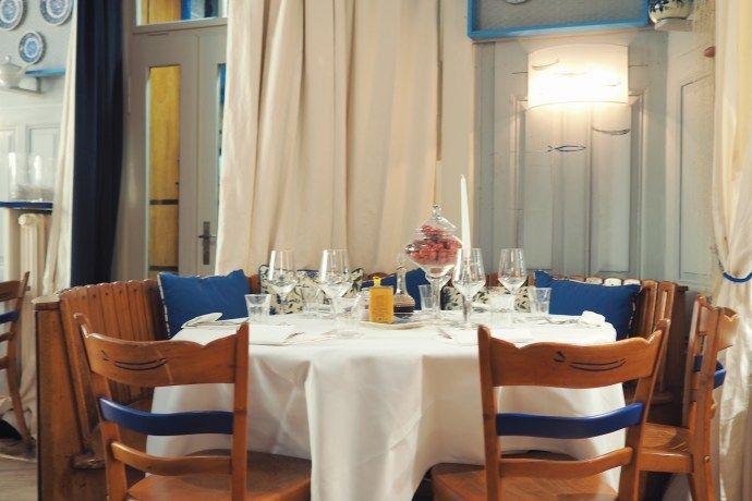 Fischrestaurant 4 Leoni Siracusa Zürich