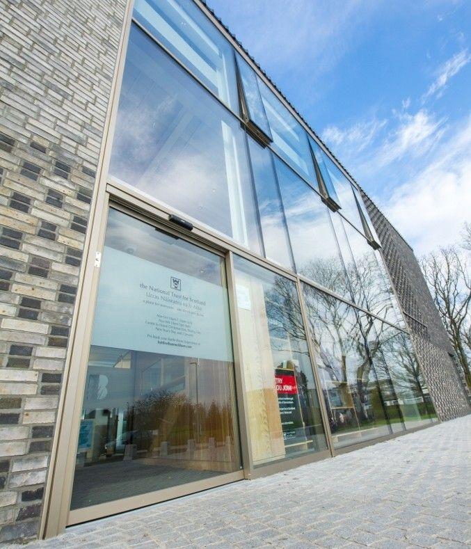 GEZE UK provides u0027secret weaponu0027 for Bannockburn centre & 161 best Doors images on Pinterest | Automatic doors Buildings and ...