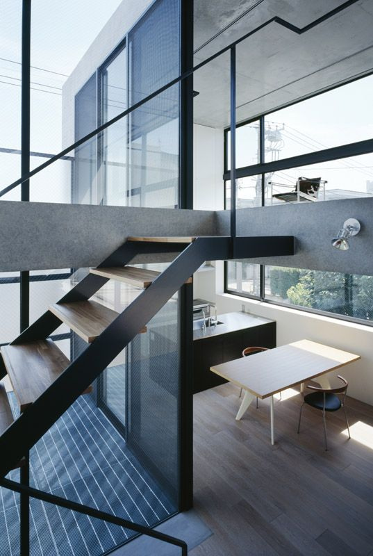 Knot House by Apollo Architects  Associates