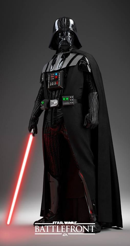 Darth Vader - Star Wars Battlefront #StarWars