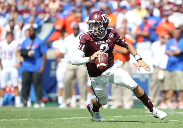 We're talking about the most exciting college football player since Michael Vick. | 15 Reasons We Should All Be Rooting For Johnny Manziel To Stay Eligible
