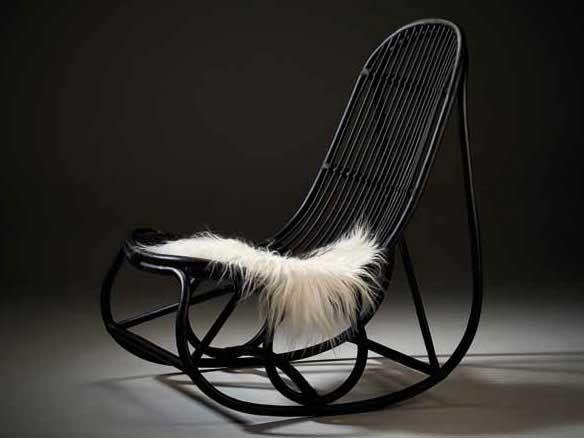 Sika Design Nanna Ditzel Schaukelstuhl kaufen im borono Online Shop