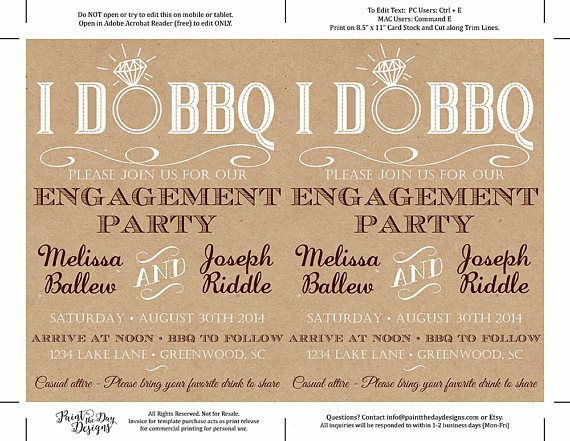 rustic wedding invitation 25 best ideas about engagement invitation template on 7217