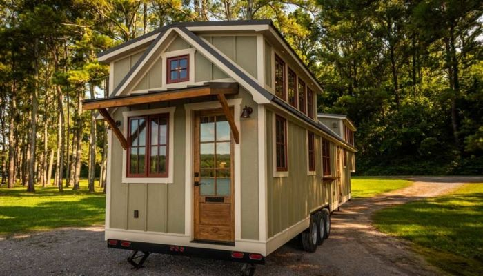 Tiny House Vs Rv Is One Better Than The Other Timbercraft Tiny