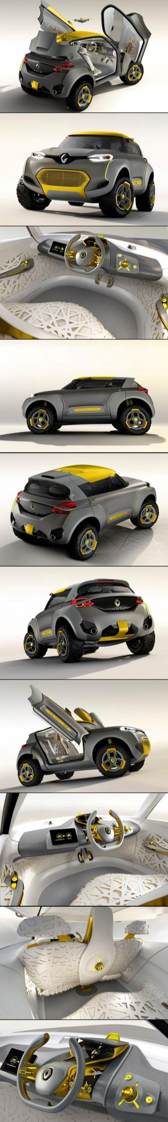 ''2017 RENAULT KWID  '' 2017 Auto concept,  Nouvelles Autos et prototypes pour 2017