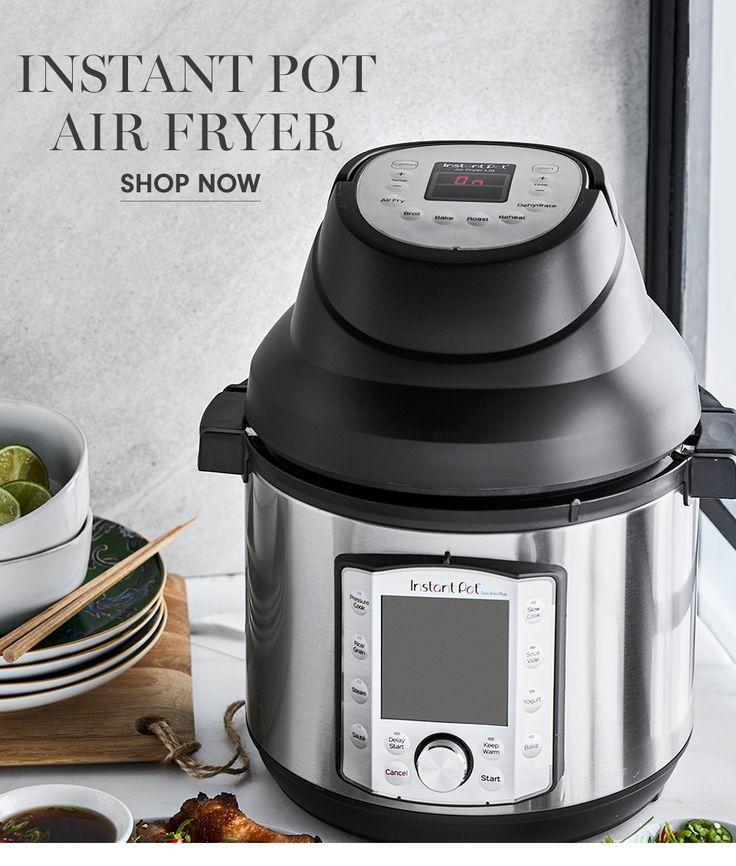 Instant pot air fryer lid 6qt in 2020 instant pot