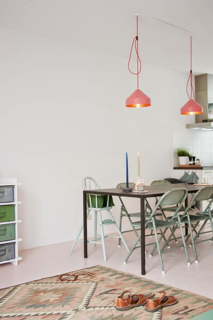 my scandinavian home: The home of a Dutch design duo