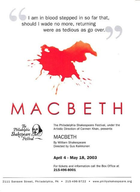 how evil is explored in the play macbeth Theme of evil in macbeth there are two types of evil visible in shakespeare's play of macbeth the evil this play explored many of the branches in evil.